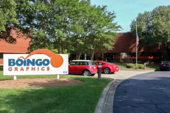 Boingo Graphics Commercial & Digital Printing Facility