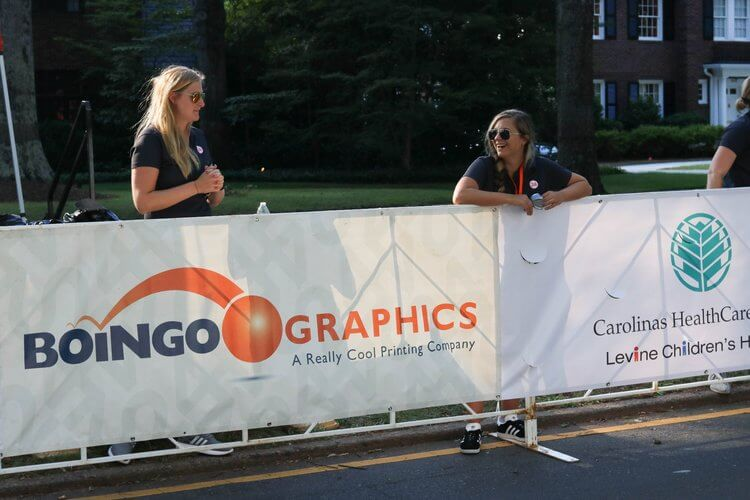 Boingo Cares for Charlotte nonprofits