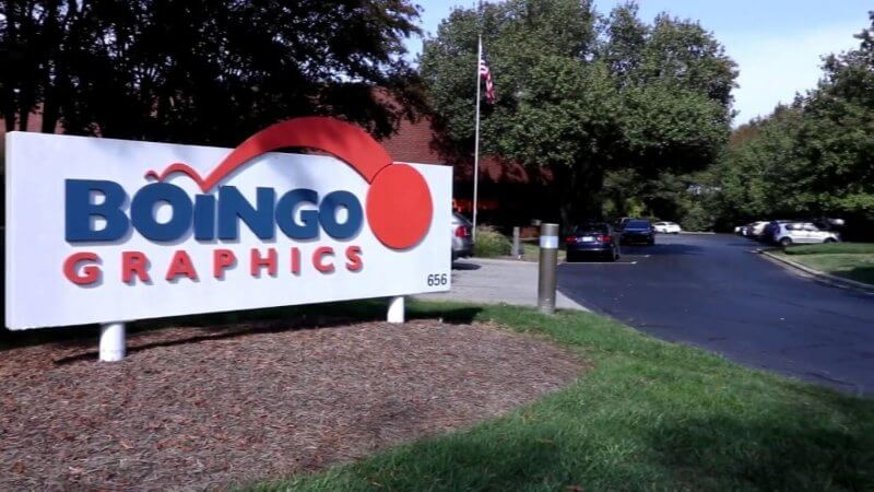 Boingo Graphics commercial printing